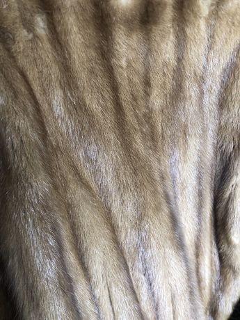 Шуба норковая. Размер 52-54