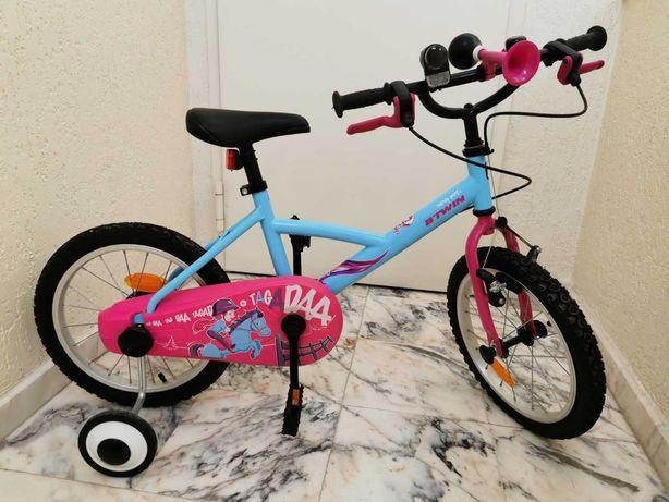 Bicicleta BTWIN Wendy Pony Criança