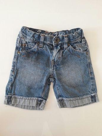 Шорты джинсовые 1,5-3 года