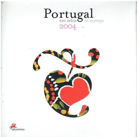 2826 - CTT Portugal em Selos ano 2004