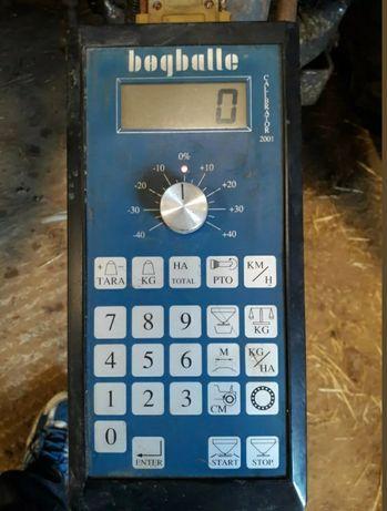 Sterownik Komputer rozsiewacz Krm Bogballe Calibrator 2001