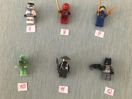 Lego Ninjago figurki