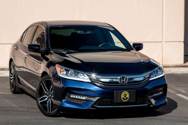 Продам Honda Accord 2017