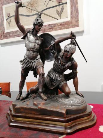 Estátuas romanas...