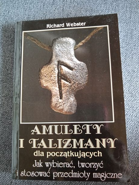 Amulety i talizmany dla początkujących książka