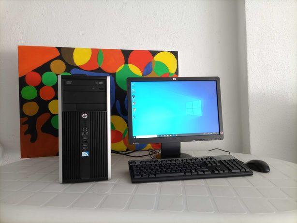 PC  Completo +Monitor /Intel Core i5- 3470  3ª Ger