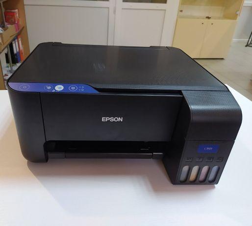 Принтен/сканер EPSON 3101 в отличном состоянии НА ГАРАНТИИ