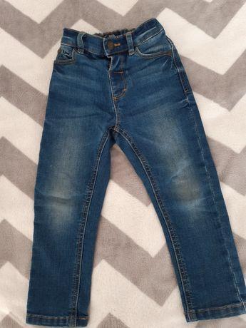 Spodnie jeansy next 92