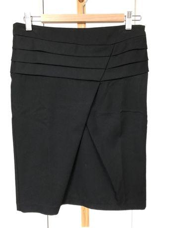 ZARA spódnica ołówkowa r. S, wysoki stan, czarna