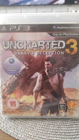 Gra PS3 Uncharted 3 Drakes Deception