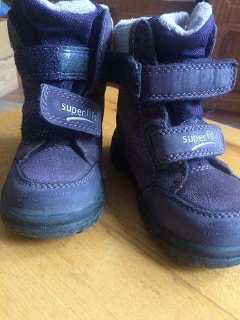 Ботинки зимние super flex