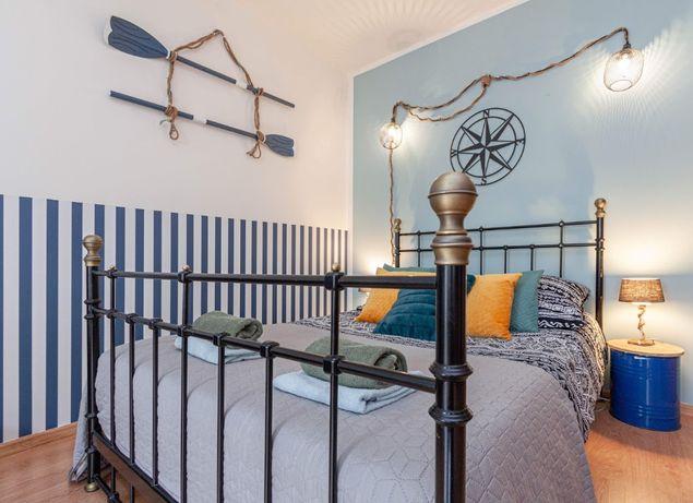 Apartament na doby przy Bramie Portowej