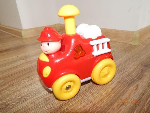 Auto, strażak, samochodzik