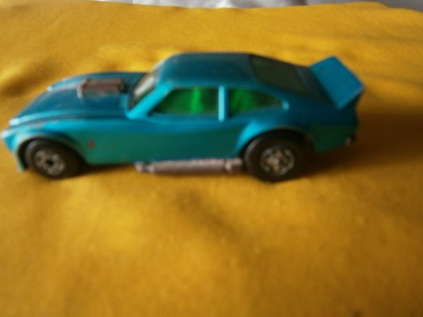 Ford Mustang II matchbox e outros carros