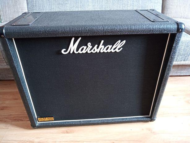 Marshall JCM 900 lead 1936 2x12 kolumna wzmacniacz gitarowy głośniki
