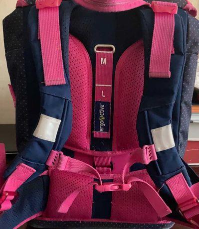 Эргономичный школьный рюкзак с системой ergoActive®Herlitz SoftFlex