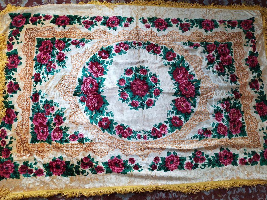 Скатерть плюшевая Кропивницкий - изображение 1