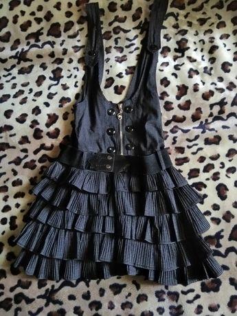 Сарафан, сарафан школьный, сарафан- платье