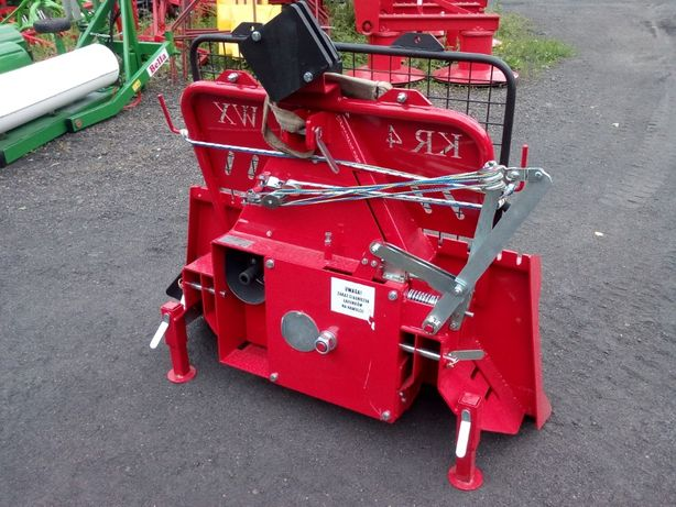 płyta leśna do traktora wciągarka leśna 4 tony uciągu