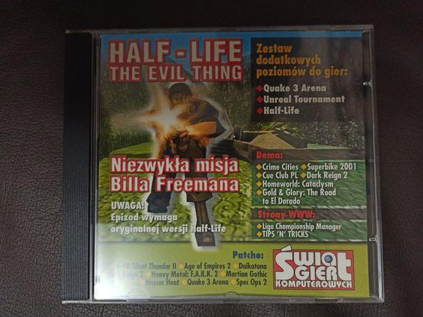 Half-Life The Evil Thing Misja Epizod Świat Gier Komputerowych 11/00