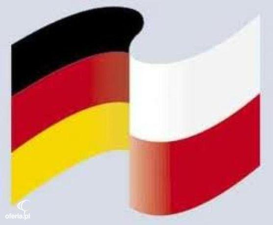 Tłumacz - język niemiecki (native speaker) i angielski
