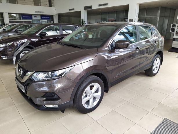 Nissan Qashqai 1.6D 2WD CVT ACENTA Parking 2021 Ниссан