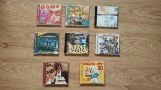 Płyty CD - Budka Suflera, Enrique Iglesias, Arka Noego, Dziewczyna 12
