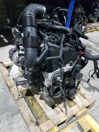 Двигун VW Crafter 2.0 CKT 2016