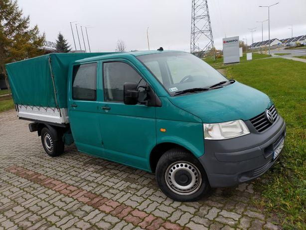 Volkswagen Transporter 2.5 TDI - VW T5 DOKA