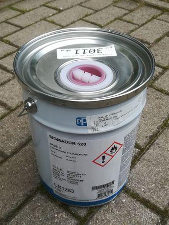 Farba Sigma poliuretanowa do elementów stalowych i laminatów RAL 3011