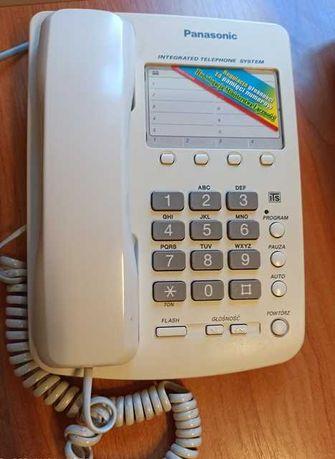 Panasonic - telefon przewodowy