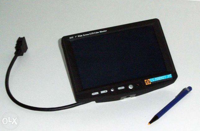 Ctf700 v2 - vga 7 pol. tft - touchscreen usb - pal/ntsc - ir remote -