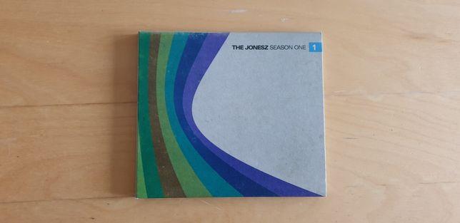 płyta CD The Jonesz - Season One patr00 Ortega Cartel Lavorama Asfalt