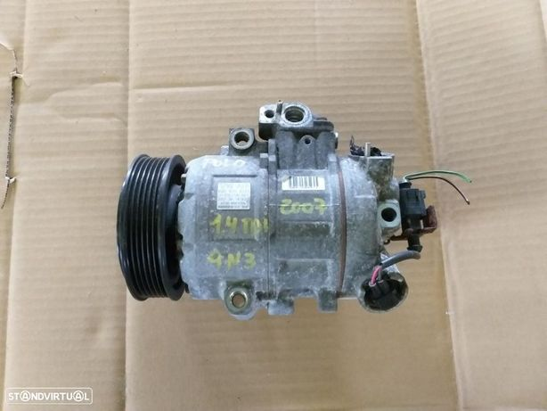 Compressor ar condicionado vw polo 9n 1.4 tdi ano 2006