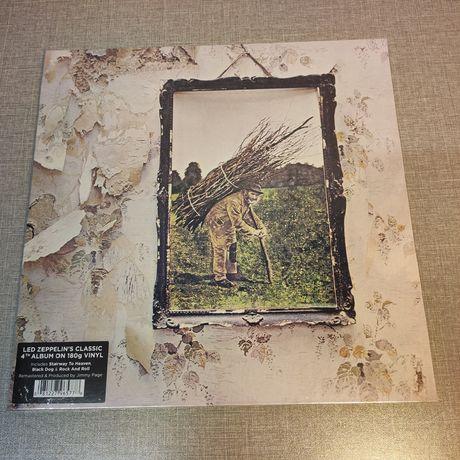 Led Zeppelin : IV  LP / Виниловая пластинка / VL / Винил