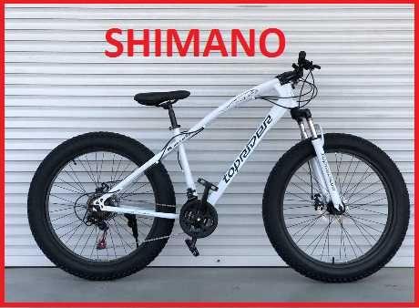 """Велосипед с широкими покрышками Фетбайк, фэтбайк 26"""""""