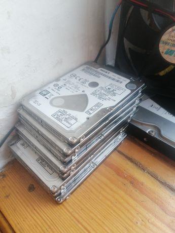 Жёсткие диски ремонт восстановление