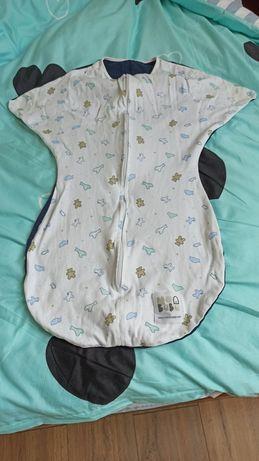 Tulik otulacz dla niemowląt