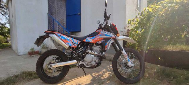 Эндуро Geon Dakar TwinCam
