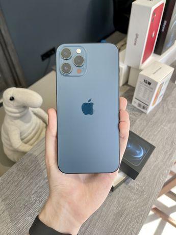 iPhone 12 Pro Max 128Gb Pacific Blue Рассрочка/Оплата Частями