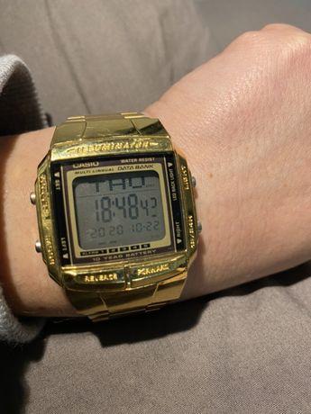 Relógio Casio dourado Original