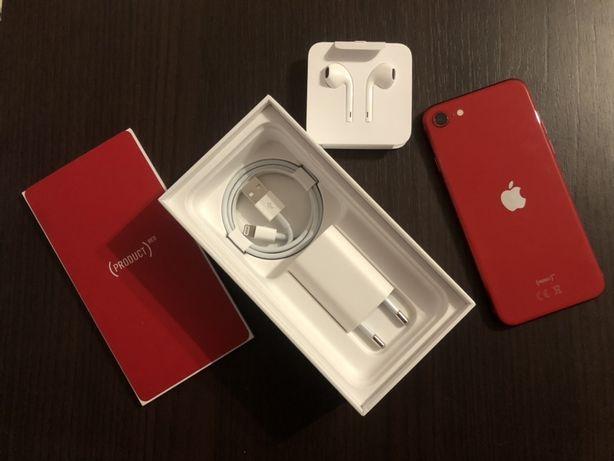 Iphone SE 2020 RED IDEALNY Gwarancja zamiana 11 pro 12 mini lub XS