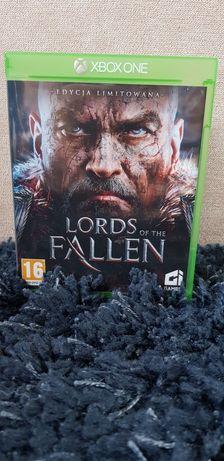 Lords of The Fallen Edycja Limitowana PL na Xbox one