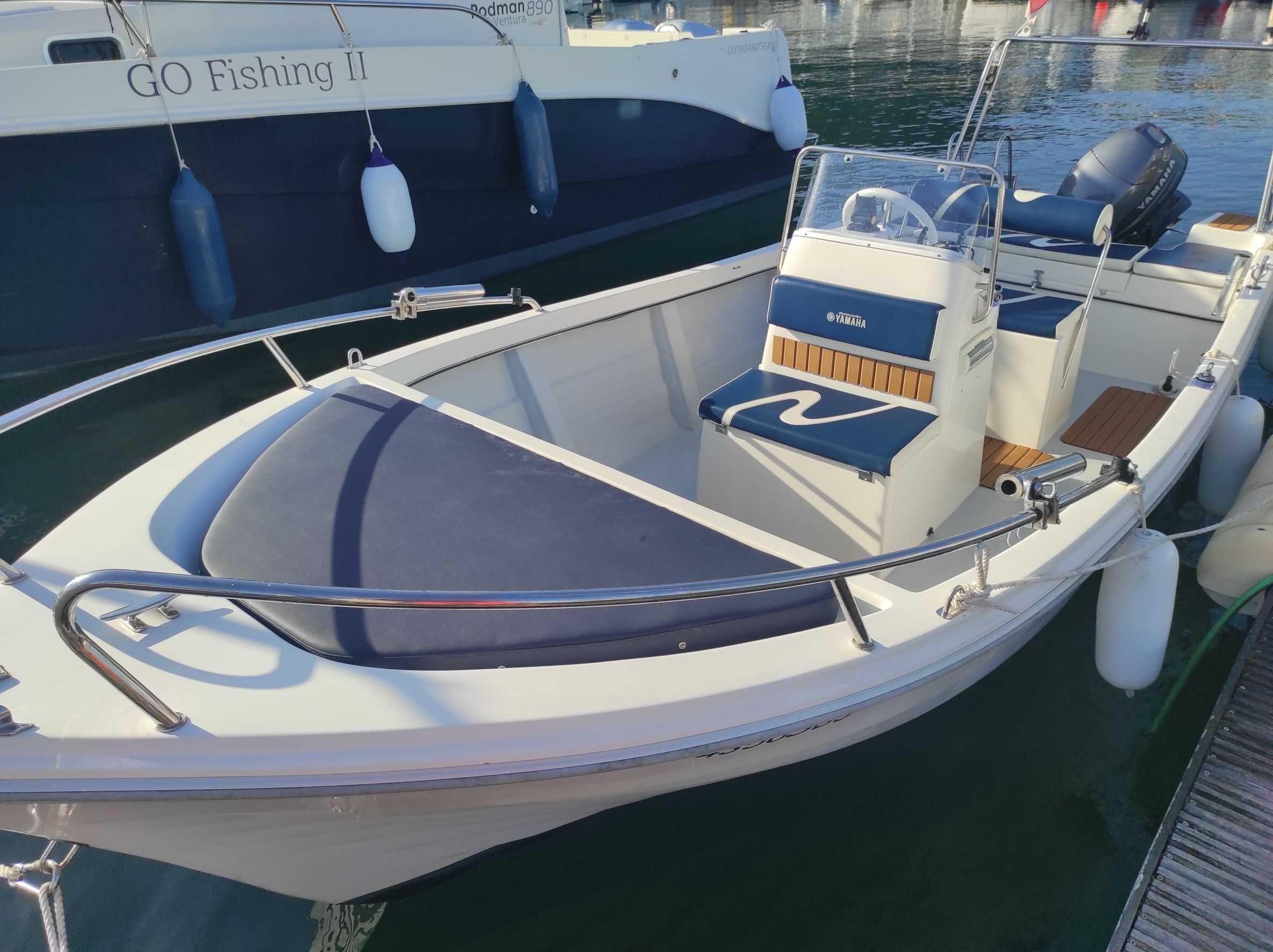 Barco Obe Fisher 550 cc
