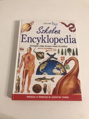 Szkolna encyklopedia - Collins (bardzo dobry stan!)