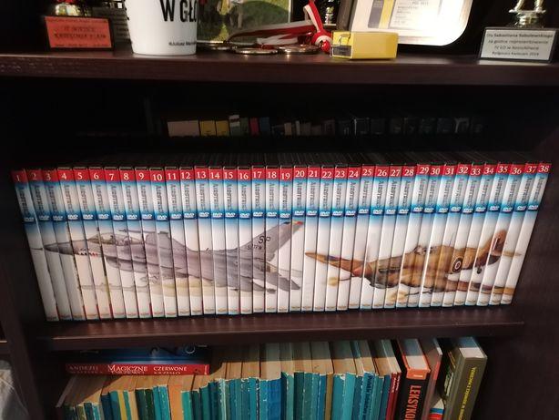 Kolekcja Samoloty świata 45 dvd
