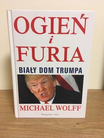 Ogień i Furia, Biały dom Trumpa