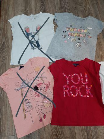 Bluzki ,bluzeczki 134-140