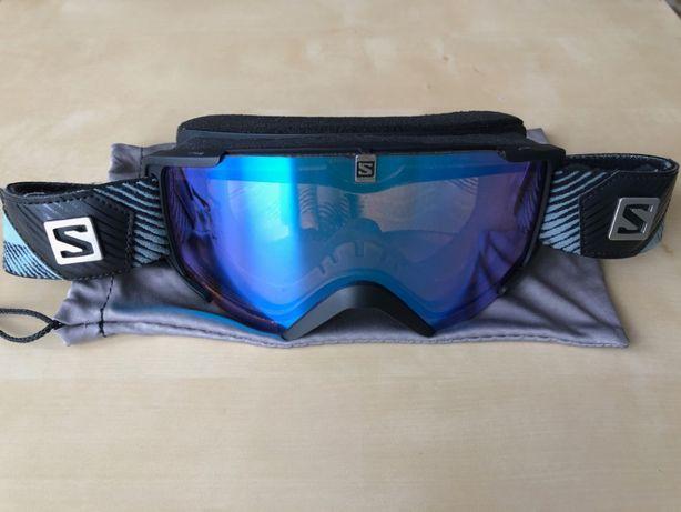 Google narciarskie Salomon XVIEW fotochromatyczne S1-S3