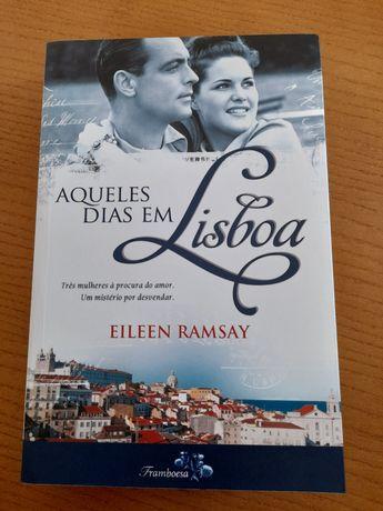 Aqueles dias em Lisboa de Eileen Ramsay